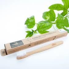 Go Bamboo Toothbrush Child