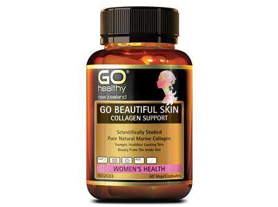 GO Beautiful Skin Coll. Supp 60vcap