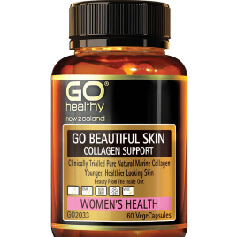 GO Beautiful Skin Collagen Support