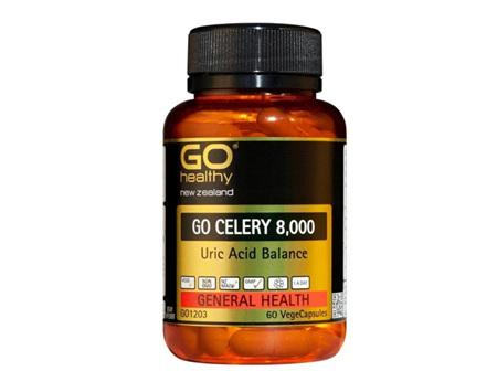 GO Celery 8000 60vcaps