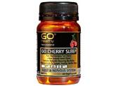 Go Cherry Sleep - Sleep & nervous System -30 vege caps