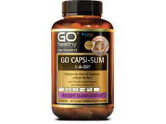 GO Healthy Capsi-Slim (120 caps)