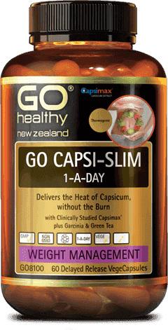 GO Healthy Capsi-Slim (60 caps)