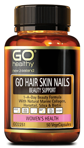 GO Healthy - Hair Skin Nails (50 caps)