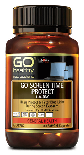 GO Healthy - Screen time iprotect (30  caps)