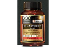 GO HEALTHY SUN UV PROTECT 1-A-Day 30'S