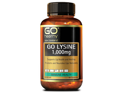GO Lysine 1,000mg