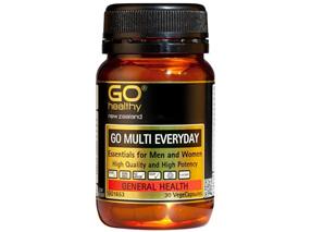 Go Multi Everyday For Men & Women  (30 VCaps)