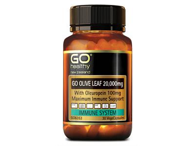 GO Olive Leaf 20,000mg