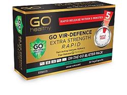 GO Vir Defence Rapid E/Str. 30vcaps