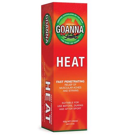 Goanna Heat Cream 100G