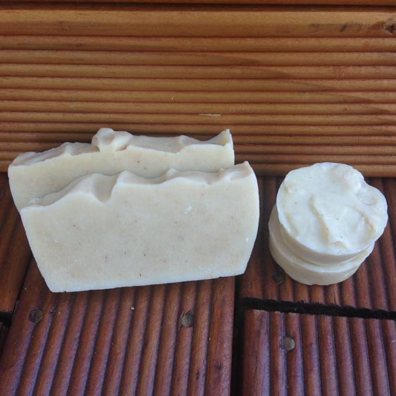 goats milk baby soap