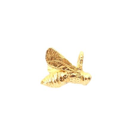 Gold Bee Charm