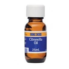 GOLD CROSS CITRONELLA OIL 25ML