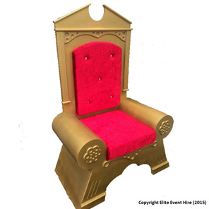 golden,gold,throne,santa,chair,royal,hire,christmas,medieval,fairy,nz