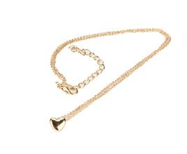 Golden Heart Necklace