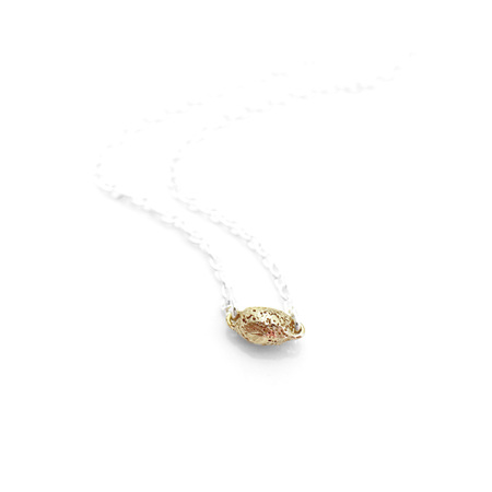 Golden Seed Necklace