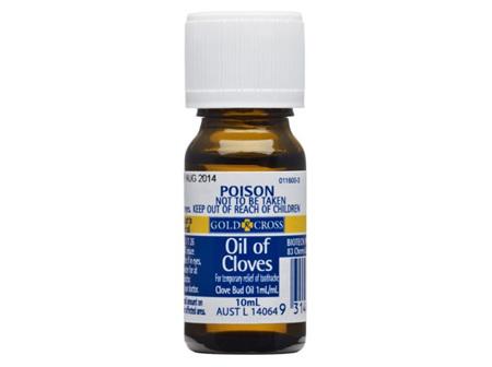 GOLDX CLOVE OIL 10ML