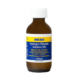 GOLDX HYDRO PEROX 3% 100ML