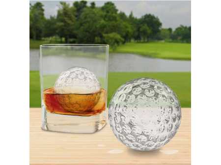 Golf Ball Ice Sphere Mould Set 3
