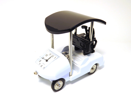 GOLF CART MINI CLOCK