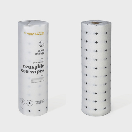 Good Change Reusable Eco Paper Towels - Roll