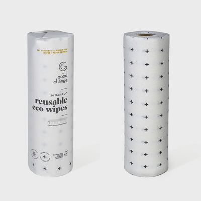 Good Change Reusable Eco Paper Towels - Roll