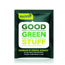 Good Green Stuff 10g sachet