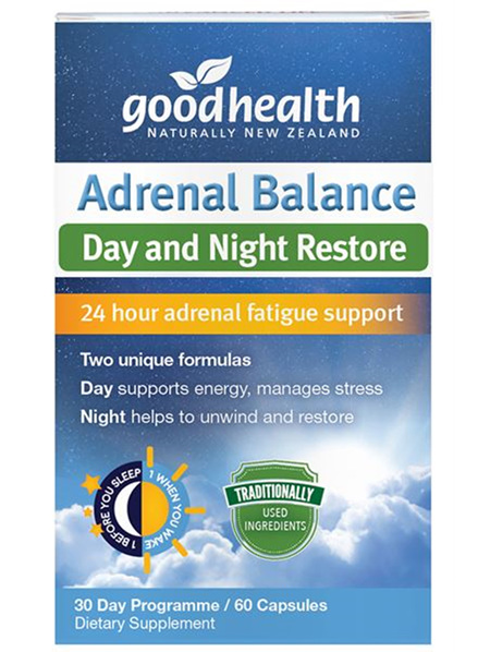Good Health - Adrenal Balance - 60 Capsules