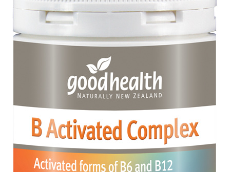 Good Health - B Activated Complex - 30 Capsules