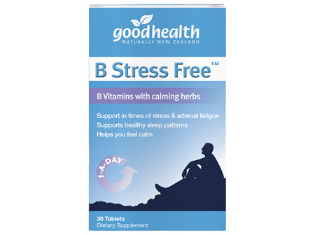 Good Health - B-Stress Free - 30 tablets