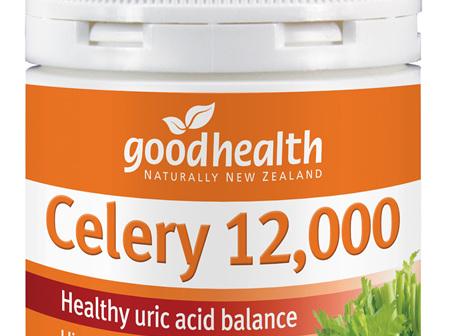 Good Health - Celery 12,000 - 60 Capsules