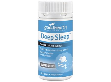 Good Health - Deep Sleep - 60 Capsules