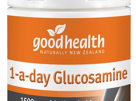 Good Health - Glucosamine 1-a-day - 60 Capsules