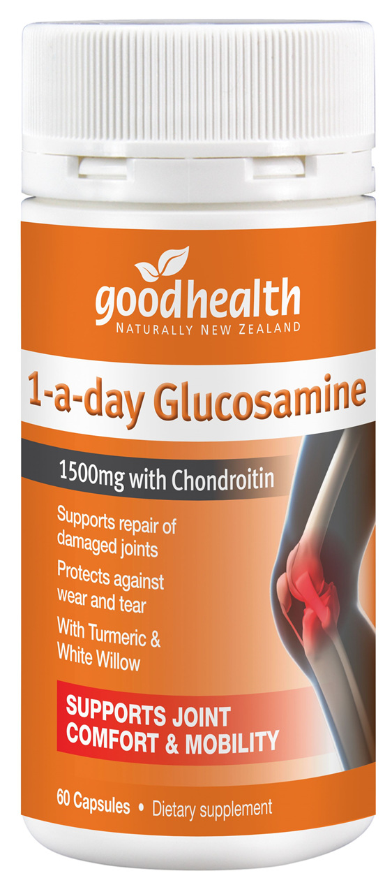 Good Health - Glucosamine 1-a-day - 60 Capsules