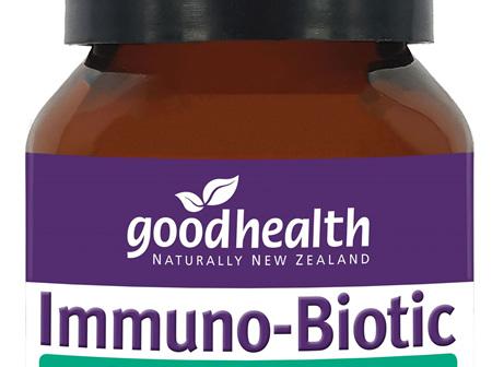Good Health - Immuno-Biotic - 30 Capsules