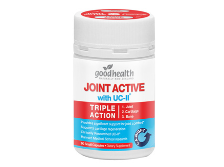 Good Health - Joint Active UCII - 90 Capsules