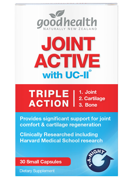 Good Health - Joint Active with UC-11 - 30 Capsules