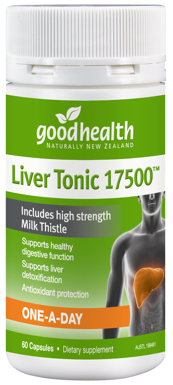 Good Health - Liver Tonic 17500 - 60 Capsules