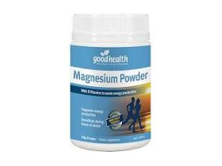 Good Health Magnesium 150g Powder