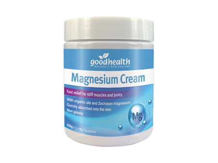 Good Health - Magnesium Cream - 230g