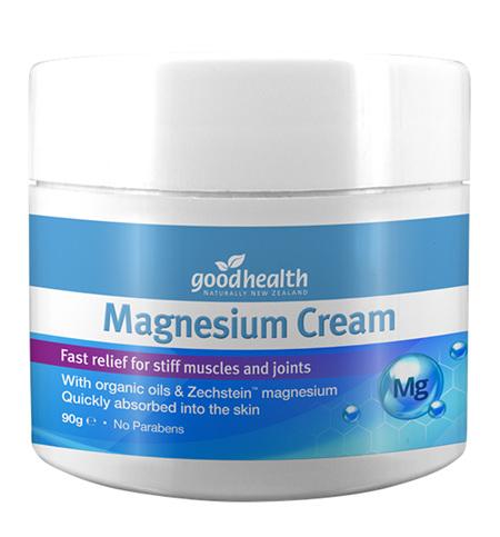 Good Health - Magnesium Cream  -90g