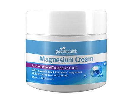 Good Health - Magnesium Cream  -90g