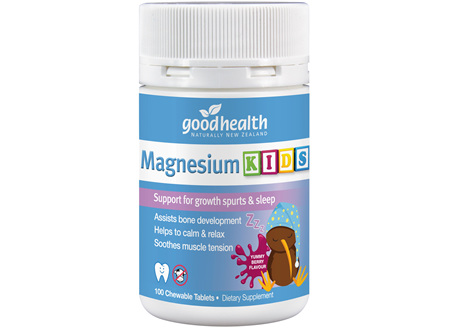 Good Health - Magnesium Kids - 100 chews