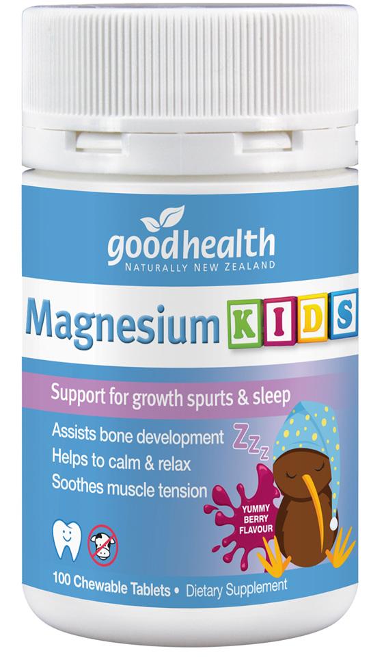 Good Health - Magnesium Kids - 100 chews