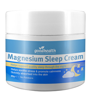 Good Health - Magnesium Sleep Cream - 90g