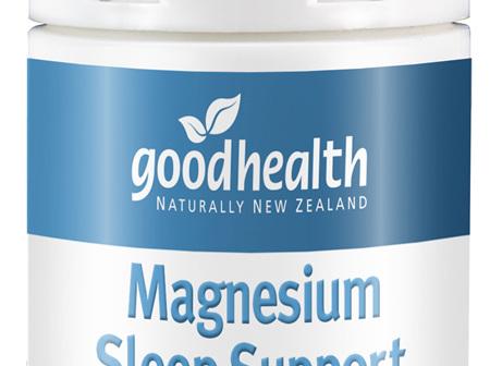 Good Health - Magnesium Sleep Support - 60 Capsules