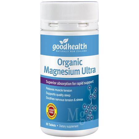 Good Health - Magnesium Ultra - 60 Capsules