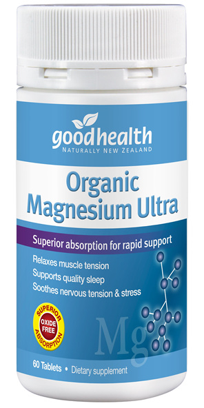 Good Health - Magnesium Ultra - 60 Capsules