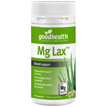 Good Health - Mg Lax 60 caps